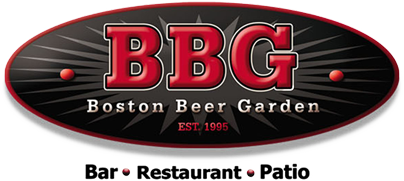 Boston Beer Garden Logo